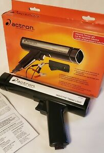 Actron Inductive Timing Light Model Cp7507 Tested Good Condition In Box