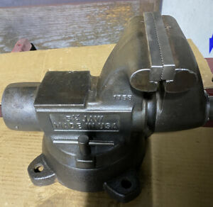 Wilton 5 1 2 Bullet Bench Vise With Swivel Base Made In Usa