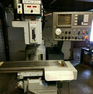 Complete Dynapath Cnc Control Package With Cabinet And Console