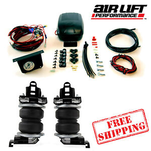 Air Lift Load Lifter 5000 Air Springs With Load Controller Ii 2019 2020 Ram 1500