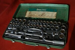 Vintage Kamasa 42 Piece Socket Set