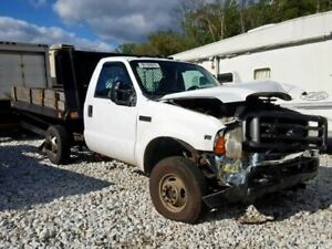 Front Axle Drw 4 30 Ratio Fits 99 00 Ford F350sd Pickup 352787