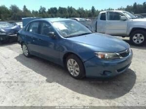 Hood Without Scoop Fits 08 11 Impreza 405675