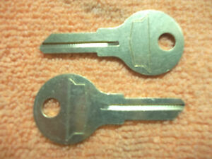 Matco Tool Box Keys Locksmith Made In Usa Key Numbers Ch251 Through Ch750