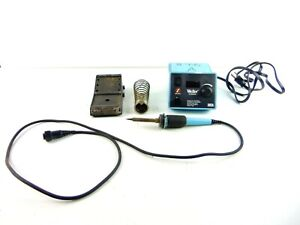 Weller Ec2002 0 Soldering Station With Box Tested