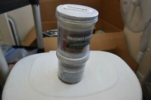Pc Products Pc masonry Epoxy Adhesive Paste Two part Repair 32 Oz In Two Jars