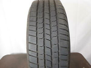 Pair Used 265 60r18 Michelin Defender Ltx M S 110t 9 32 Dot 5117
