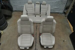 2014 W212 Mercedes E63 Amg E550 Dynamic Heated Cooled Complete Seat Seats