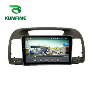 Android 10 0 Car Stereo Gps Navigation For Toyota Camry 2000 2006 Radio Headunit