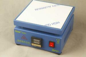 Electronic Hot Plate Preheat Preheating Station 800w 200 200 20mm Soldering Work