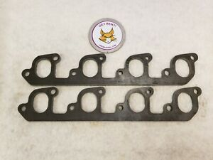 Gbe 3 8 Steel Ford 351c 351m 400 Header Flanges