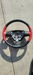 2004 2008 Mazda Rx 8 Steering Wheel 6 Speed