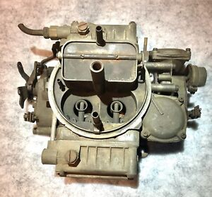 1966 1967 Ford Mustang Cobra Carburetor 390 Carb List 3799 427 Holley Date 683
