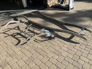 1933 1934 Ford Chassis Frame With 34 Title Coupe Roadster Sedan Cabriolet