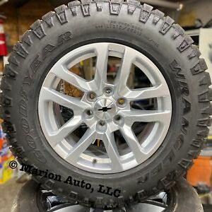 New Takeoff 2019 Chevrolet Silverado Tahoe Z71 18 Wheels Rims At Tires 275 65