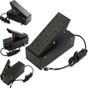 7pin Connector Tig Foot Control Pedal For Atpw524 Atpw522 Tig200p Wsme Ct Welder