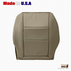 2008 To 2015 Mercedes Benz Glk 250 350 Driver Side Bottom Leather Seat Cover Tan