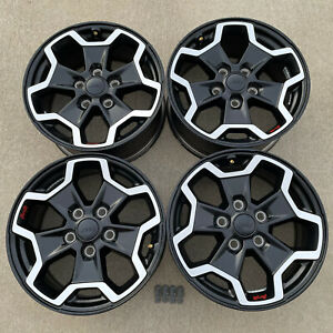4 17 Jeep Gladiator Oem Factory Wheels 2020 Rubicon Wrangler Wheels Rim Jk Jl