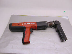 Hilti Dx351 Powder Actuated Tool With X mx32 Magazine 110