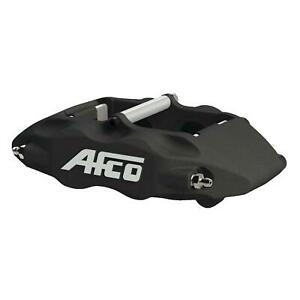 Afco 6630030 F88 Forged Aluminum Caliper 1 25 Rotor 1 3 8 Pistons