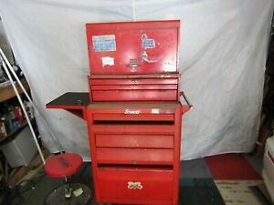 Vintage Snap on Tool Chest