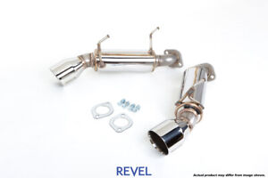 Tanabe Revel Medallion Touring S Axle Back Dual Exhausts For Infiniti V36 Coupe