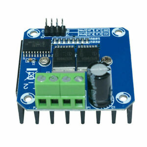 For Arduino Smart Car 2 double Bts7960b Dc 43a Stepper Motor Driver H bridge Pwm