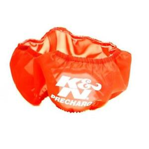 K N E 1650pr Precharger Air Filter Wrap 3in Tall Red