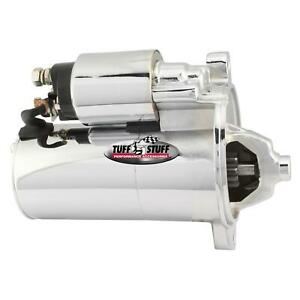 Tuff Stuff 6132a Ford Starter 2 Bolt Chrome