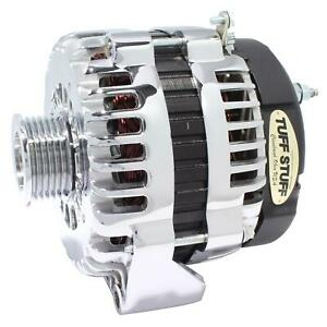 Tuff Stuff 8292a Gm 6 Groove Alternator 180 Amp Chrome