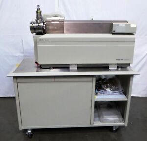 Sciex Api 4000 Qtrap Lc ms ms With Agilent 1200 System And Nitrogen Generator