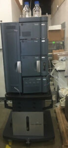 Waters Acquity Uhplc I class System With Tuv Detector