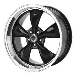American Racing Ar105m77552b Torq Thrust M Series Wheel 17 X 7 5