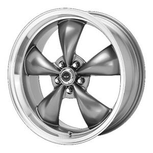 American Racing Ar105m8166a Torq Thrust M Series Wheel 18 X 10