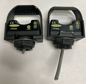 Banner Otba5 Optical Touch Switch Lot Of 2