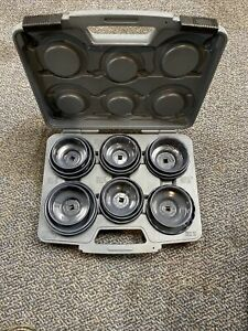 Matco Ofshd17 17pc Heavy Duty End Cap Filter Wrench Master Set