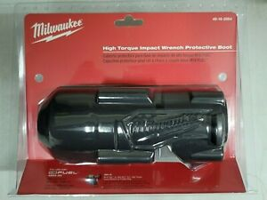 Milwaukee M18 3 4 Dr Impact Wrench Boot cover For 2864 20 49 16 2864