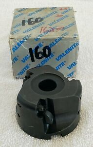 New Valenite 3 Econo mizer Face Mill Mrnss 64 15r3 27f Facemill Indexable Usa