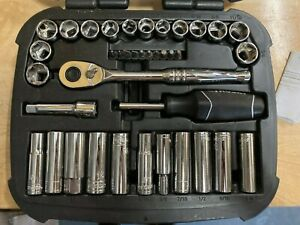 Husky H38mts Mechanics Tool Set 38 piece