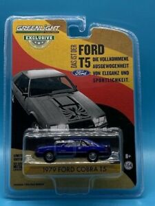 Greenlight Hobby Exclusive 1979 Ford Mustang Cobra T5 1 64