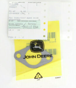 John Deere Genuine Parts M151899 Gasket