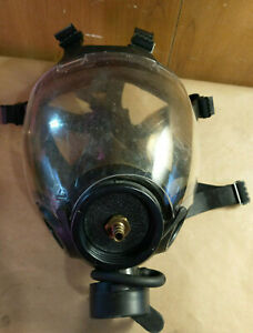 Msa Cbrn Gas Mask Millennium Fits 40mm Filter Size Medium Fast Shipping