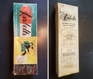 Vintage Sparton Karbelts Skb 2 In Box Seat Belts Buick Cadillac Chevy Dodge