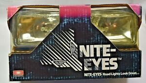 Vintage Unity Nite eyes Halogen Off Road Spot Lights Auxiliary Driving Lights
