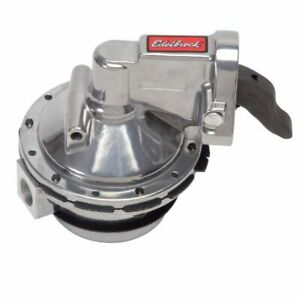 Edelbrock 1721 Performer Rpm Series Fuel Pump For Sbc And W Series Chevy