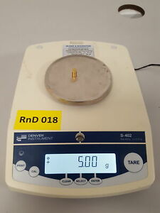 Denver Instruments S 402 Analytical Balance Lab Weighing Scales