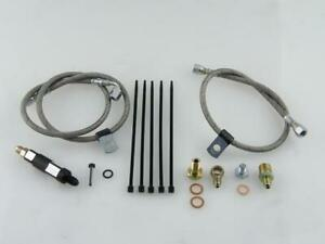 Forced Performance Oil Supply Line Kit For Jb Turbos For 2006 Mitsubishi Evo 9