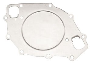 Ford 429 460 V8 Big Block Stainless Steel Water Pump Plate Timing Cover Plate