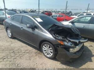 Wheel 16x6 1 2 Alloy 10 Spoke Hitachi Manufacturer Fits 12 Civic 544252