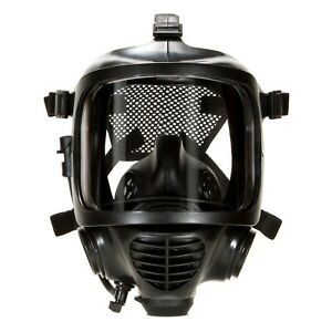 Mira Safety Cm 6m Tactical Gas Mask Full face Respirator For Cbrn Defense